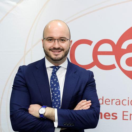 El presidente de Ceaje, Fermín Albaladejo, en la XXV Cumbre Iberoamericana de Jefes de Estado y de Gobierno