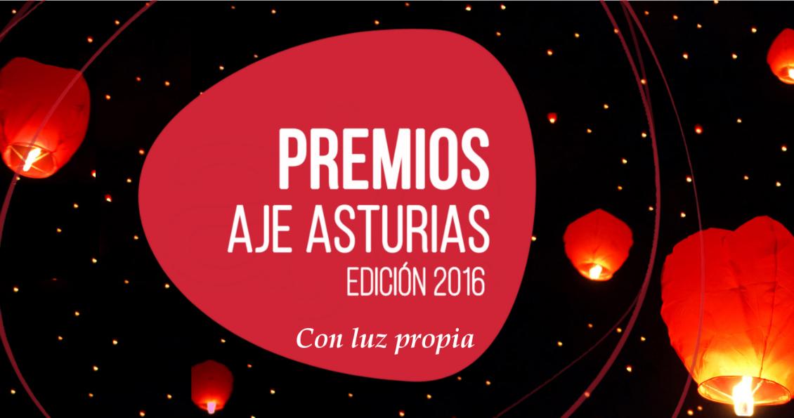 Convocados los Premios AJE Principado de Asturias 2016