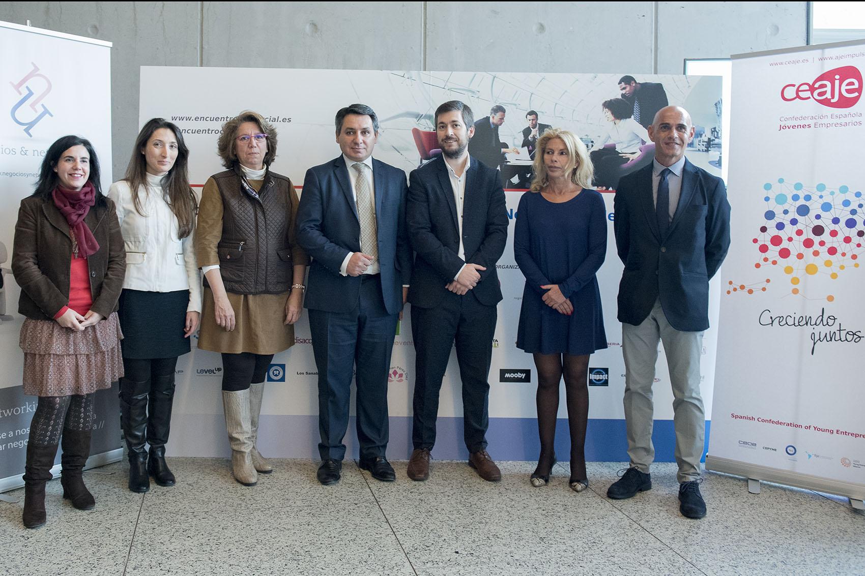 Más de 1000 empresarios de toda España se dan cita en el Encuentro Comercial Nacional de CEAJE