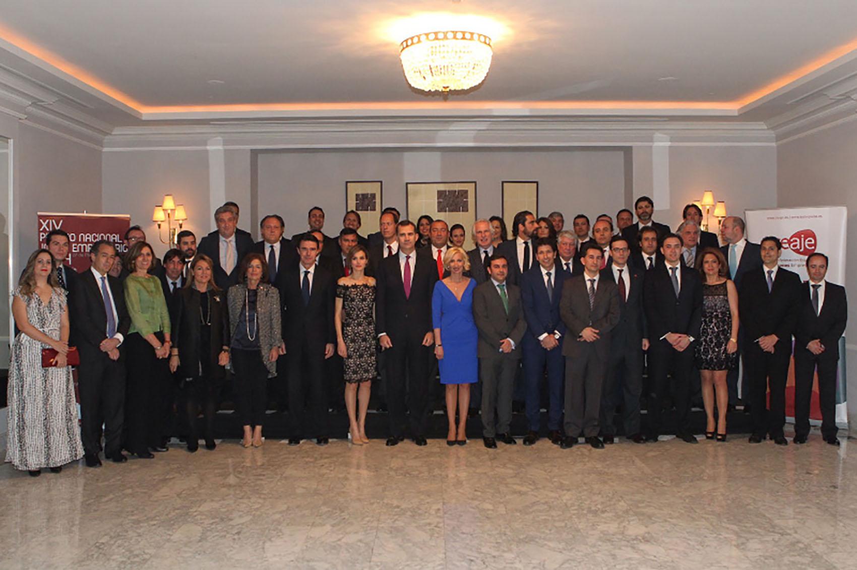 CEAJE convoca el XV Premio Nacional Joven Empresario que se entregará en Granada