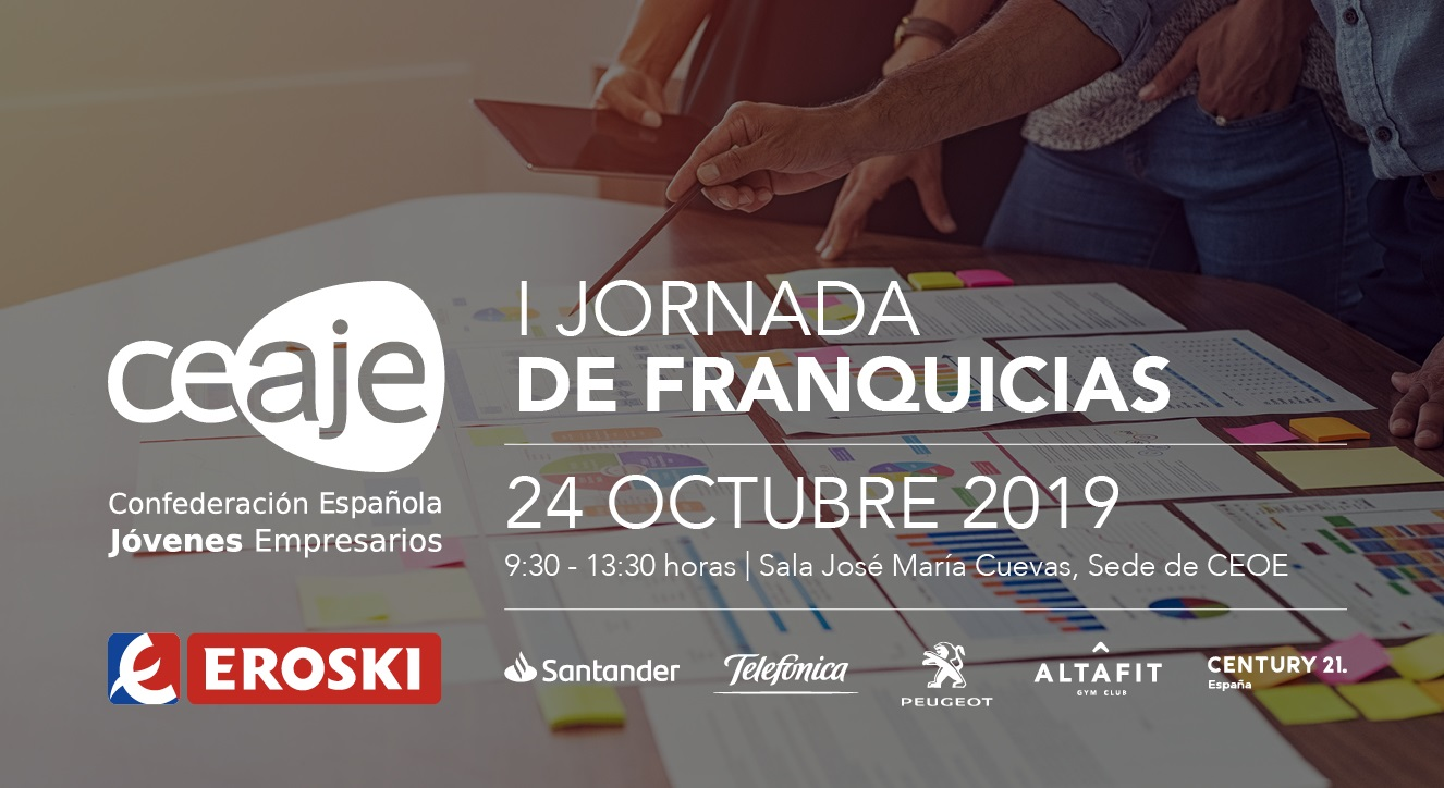 JORNADA DE FRANQUICIAS CEAJE