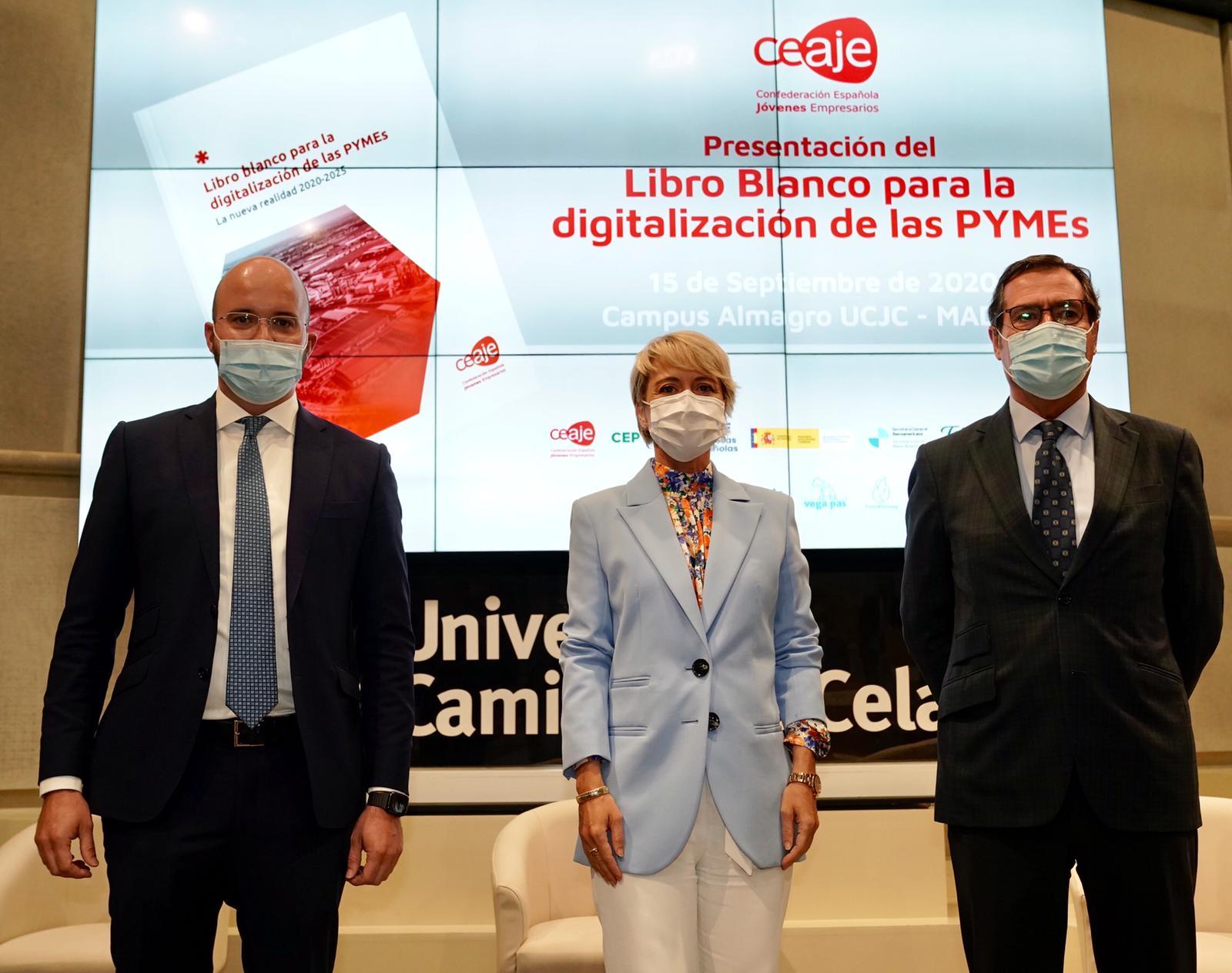 CEAJE presenta una hoja de ruta para la digitalización de las empresas